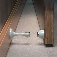 Magnetic Door Stop. Iu0027ve been looking for these! for my classroom door & Door Jammer / Portable Door Security Device by Door Jammer. $24.99 ...