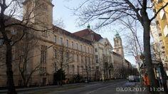 Mitte, Kriminalgericht in der Turmstrasse