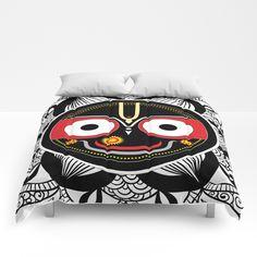 Jagnath Comforters by evaleowei Comforters, Duvet, Lord, Black White, Pattern, Bags, Design, Home Decor, Creature Comforts