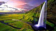 Seljalandsfoss, Waterfall