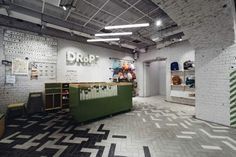 Drop store by Rosie Lee, Moscow – Russia » Retail Design Blog