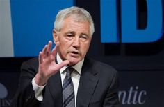Hagel approves 21-Day Ebola Quarantine for Troops