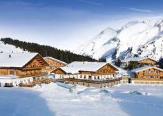 Burg Vital Resort. Lech Austria. Follow @dream_stayz for more amzing accommodation inspo #austria #winterwonderland