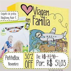 🎁😍 Na PetiteBox deste mês, tem o Kit de pratos da Disney Baby com a Nadir Figueiredo para todas as mamães, e só este produto vale R$52! Assinando o plano mensal, você para no primeiro mês R$51, garante esta edição linda com o kit de pratos e muitos outro produtos!! Vai lá em nosso site e aproveite: petitebox.com.br (link na bio)#minhapetitebox #petitebox #maedeprimeiraviagem #maedemenina #maedemenino #maefeliz #amordefilho #filhos #bebe #menina #menino #maes #desconto #promoção #vidademae…