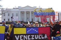 Anonymous Libertus: Caravana de venezolanos rumbo a Washington