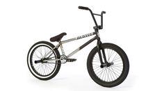 Fit Benny Sig BMX Bike Complete Black / Clear