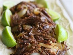 Kubanisches Shredded Beef
