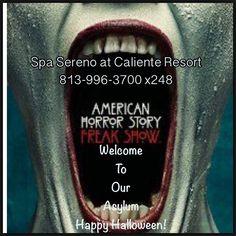 Spa Sereno at Caliente Resort