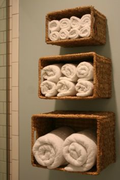 Bathroom wall storage ideas - hearty-home.com