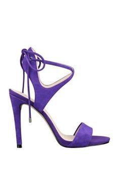Christa Wrap-Around Heels | GUESS.com