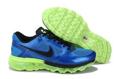 the latest f4805 e9ebb HEREN AIR MAX 2013 M029 DeepSkyBlue Zwart Groen [MODELNIKE 00029] - €95.99 :