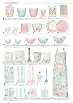 Sweet pastel home decor: MY HOME STYLE
