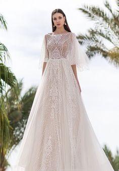 Courtesy Of Oksana Mukha Wedding Dresses Www Gorgeous