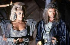 Tina Turner & Mel Gibson 🎥🎬 Aunty Entity & Mad Max