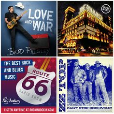 "Check out ""Route 66 Rock & Blues Radio Show (30/04/17) NEW Brad Paisley feat. Mick Jagger & Live  Joe Bonamassa"" by The Route 66 Rock & Blues Show on Mixcloud"