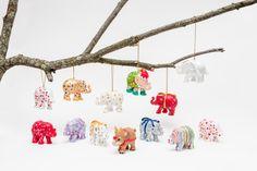 Elephant Parade® Kerstversiering – The Art of Giving  Met een voor jouw bedrijf speciaal ontworpen design, geef je niet alleen een gewild cadeau aan je klanten en medewerkers, maar draag je ook bij in het behoud van de Aziatische olifant, die met uitsterven bedreigd is. De kunst van het geven!