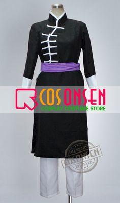 Gintama Kamui Cosplay Costume