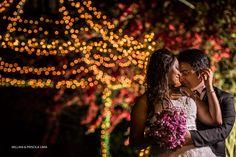 Foto de Casamento no Campo em São Paulo com inspirações para Casamento Noturno…