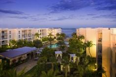 ★★★★ Key West Marriott Beachside Hotel, Key West, United States of America our fave place to stay