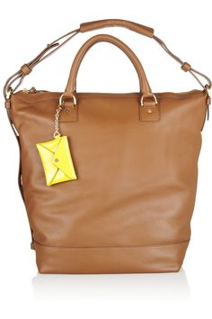 Diane von Furstenberg Drew textured-leather tote - 50% Off Now at THE OUTNET