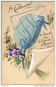 fête de la sainte catherine - Delcampe.net