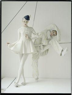 Karlie Kloss- Tim Walker - October 2010 issue
