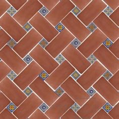 6x12 Handcrafted Spanish Mission Red Terra Cotta Floor Tile