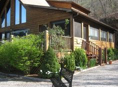 Cottage vacation rental in Bryson City from VRBO.com! #vacation #rental #travel #vrbo