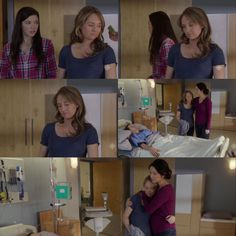 Lou: Georgie, why don't you go down to the cafeteria and get me a coffee and Amy some hot water for her tea? Georgie: Yeah, sure. Lou: Oh, sweetheart. Heartland Season 10, Watch Heartland, Amy And Ty Heartland, Heartland Quotes, Heartland Ranch, Heartland Tv Show, Best Tv Shows, Best Shows Ever, Heart Land