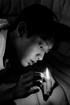 Chanyeol's exodus teaser ;; can't wait to see more