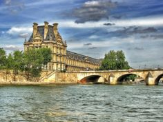 Paris from the Seine by Ravi S R on 500px