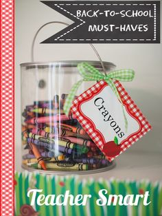Back to School Must Haves for you teacher-mamas