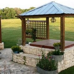 Hot Tubs Gazebo Design, Pictures, Remodel, Decor and Ideas - page 2