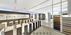 Visit L'Antic Colonial showroom from any computer or mobile device #Porcelanosa #AnticColonial #virtualshowroom