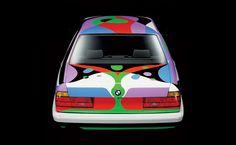 BMW Art Car  by Elms Direct, via Flickr