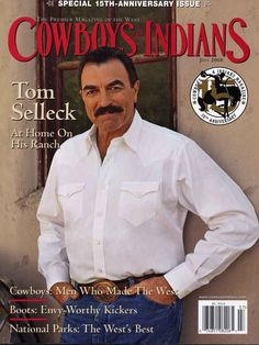 Love Tom Selleck! ❤