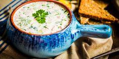 Krémové polévky: Zasytí i zahřejí