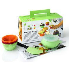 Dziecięcy zestaw do muffinków – frajda w kuchni