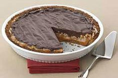 Ultimate Chocolate Caramel Pecan Pie Recipe - Kraft Recipes - I haven't tried this yet, but man oh man, does this look great!