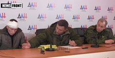 [eng subs] DPR PM Zakharchenko interviews captive UAF soldiers on his pr...