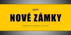 We are from NOVÉ ZÁMKY - P.Williams - Happy | Nové Zámky Fotoalbum novezamkyfotoalbum.sk