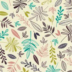 potential for basement bathroom Boho Pattern, Textile Pattern Design, Surface Pattern Design, Textile Patterns, Pattern Art, Fabric Design, Nature Pattern, Pretty Patterns, Beautiful Patterns