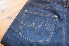 Ginger LION Jeans