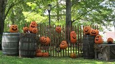 Spooky Halloween gate from Universal Studios. Would look amazing in a front yard display.