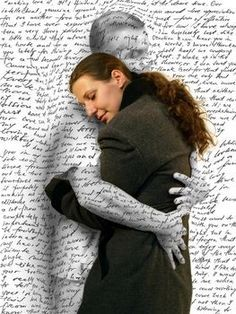 Sometimes all you have to hold on to are love letters