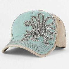 Olive  Pique Embellished Hat - Women's Hats | Buckle
