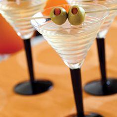 Spicy Vodka Martini