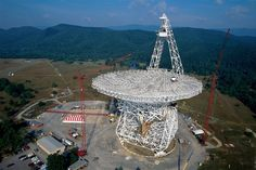 Scientists say radio signals from deep space could be aliens Scientists may have found proof that E.T. really is phoning home  in the form of powerful radio signals which have been detected repeatedly in the same exact location in space. Astronomy experts with the Green Bank Telescope in West Virginia and the Arecibo Observatory in Puerto Rico have discovered six new Fast Radio Bursts...
