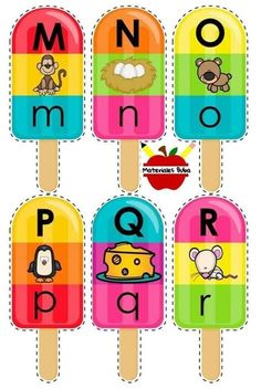 Toddler Learning Activities, Preschool Learning Activities, Alphabet Activities, Preschool Activities, Kids Learning, English Worksheets For Kids, English Activities, Theme Carnaval, Material Didático