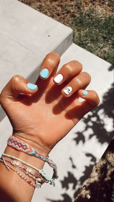 Cute Gel Nails, Funky Nails, Pretty Nails, Acrylic Nails Coffin Short, Best Acrylic Nails, Simple Acrylic Nails, Acrylic Nail Designs, Western Nails, Country Nails